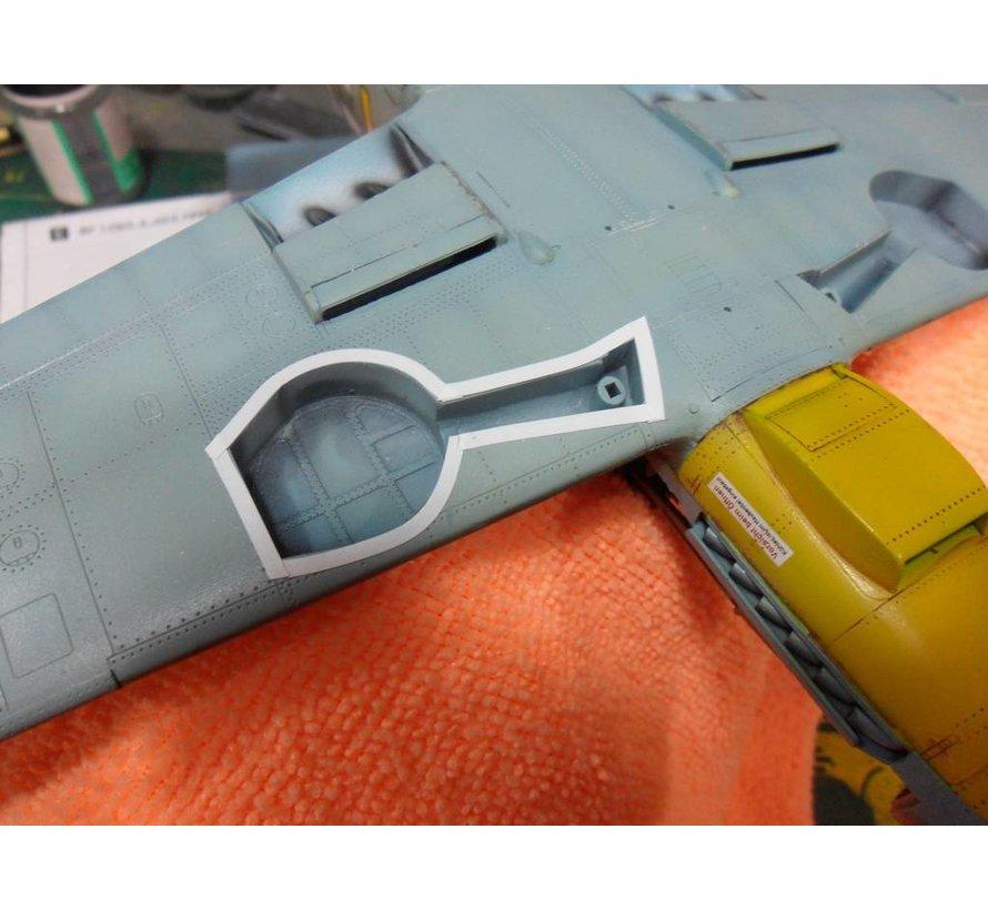 Masking Tape for Curves 3mm - 87178
