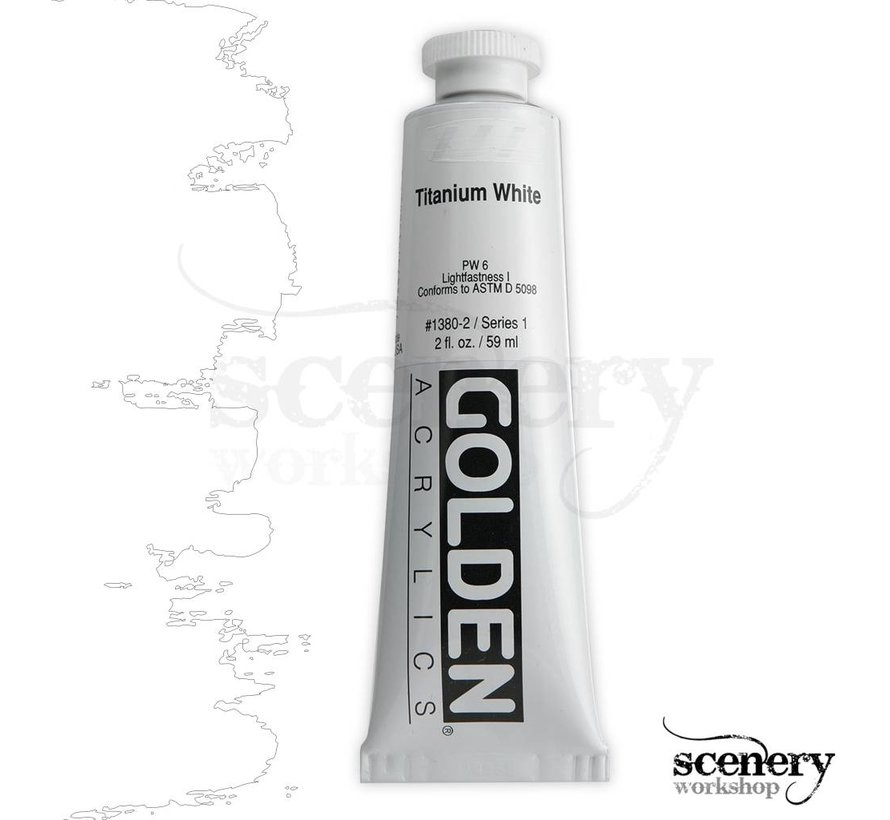 Titanium White - 59ml - 0001380-2