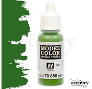 Vallejo Model Color Medium Olive -17ml -70850