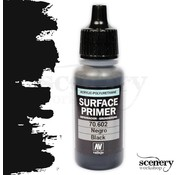 Vallejo Surface Primer Black - 17ml - 70602