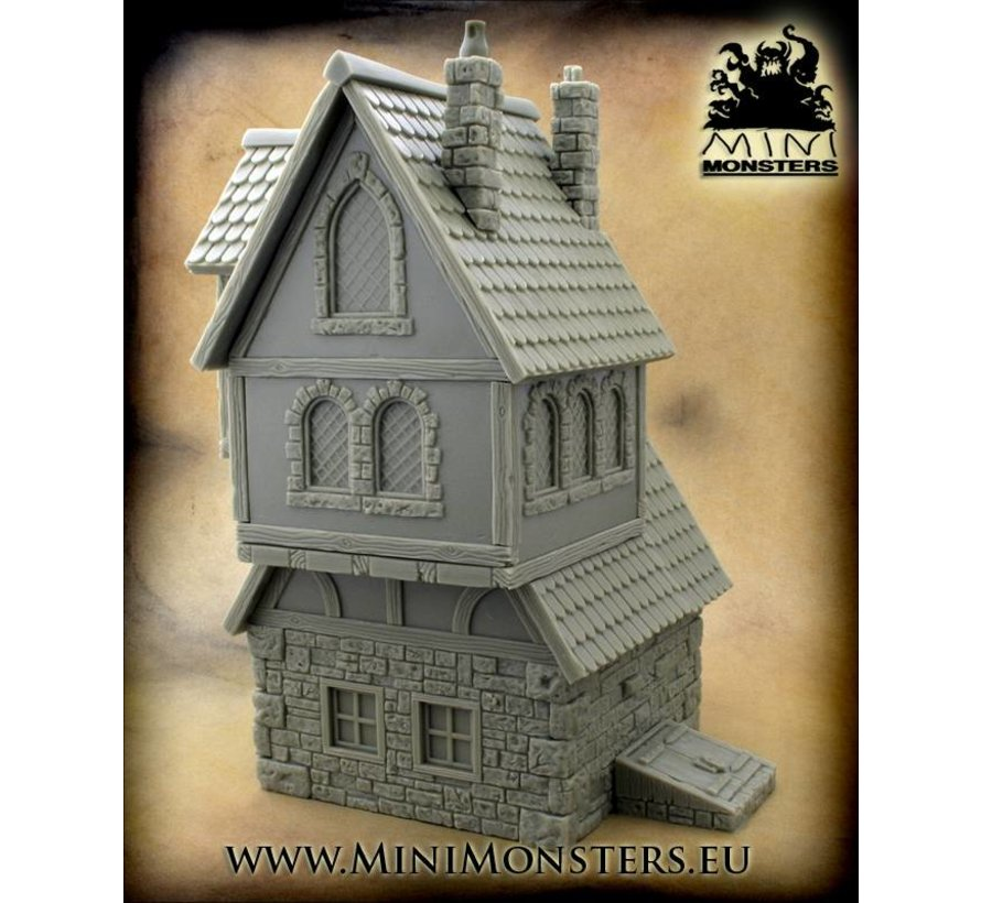 Merchant's House - MM-03
