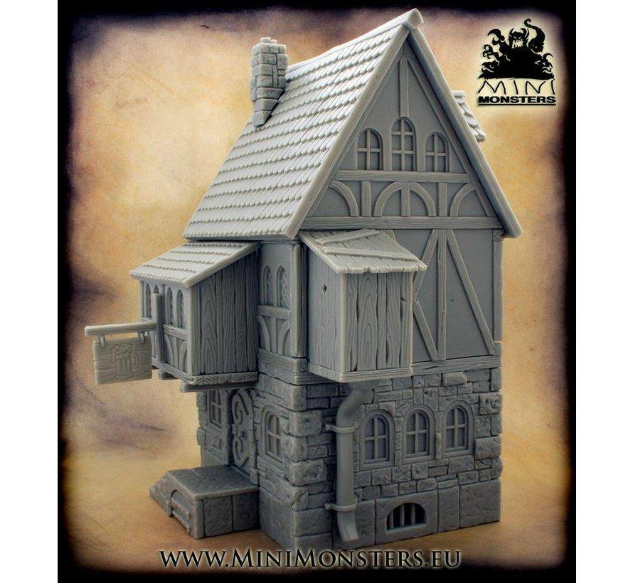 Medieval Tavern - MM-0029