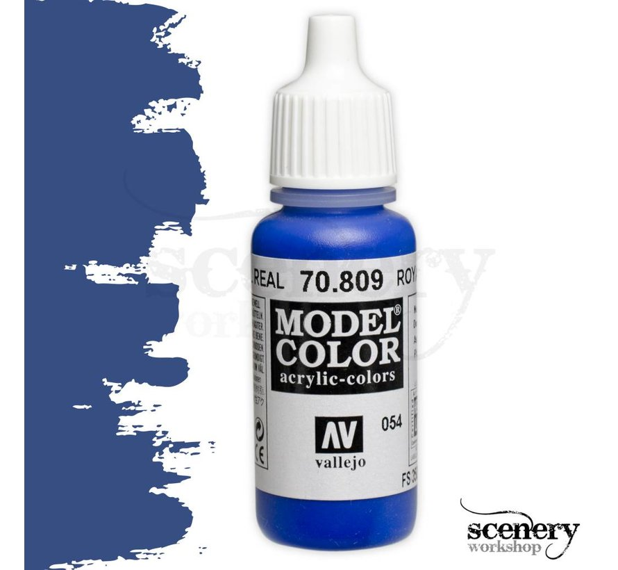 Model Color Royal Blue -17ml -70809