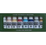 Vallejo Model Color High Elves - 8 kleuren - 17ml - 70104