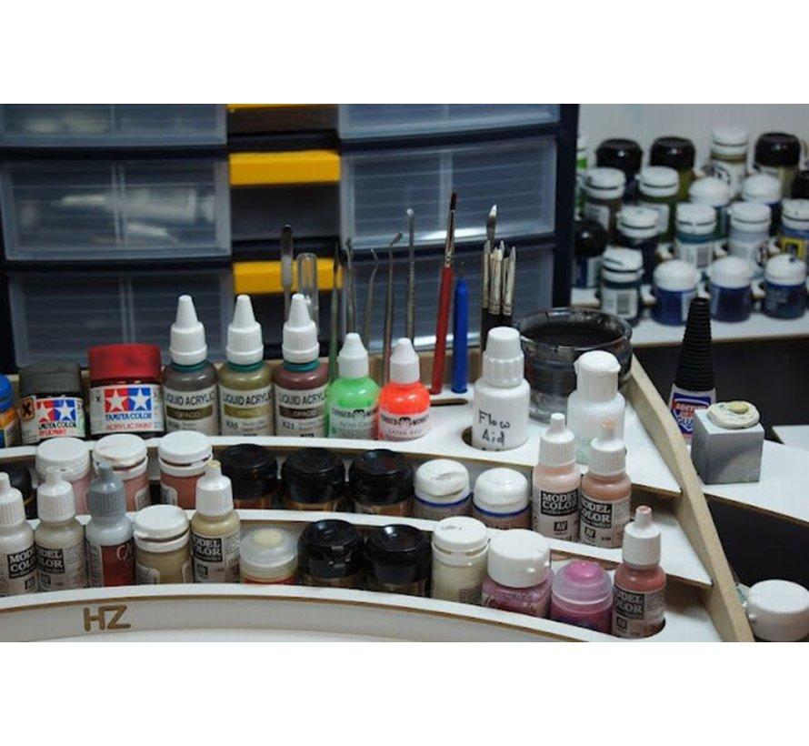 Large Paint Station - SDM2b
