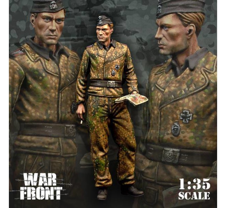 War Front Waffen SS Camo I - 8 kleuren - 17ml - SSE-023