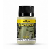 Vallejo Wet Effects Environment Effects Weathering Effects - 40ml - 73828