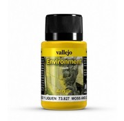 Vallejo Moss and Lichen Environment Effects Weathering Effects - 40ml - 73827