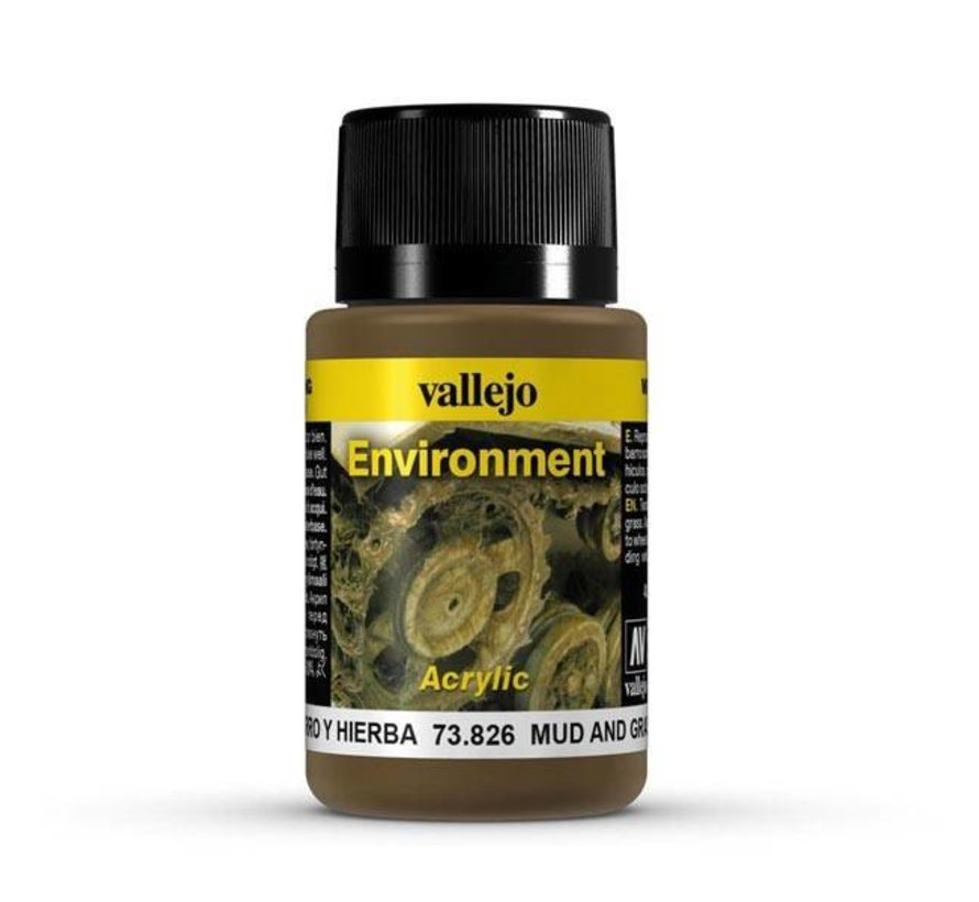 Mud and Grass Effects Environment Effects Weathering Effects - 40ml - 73826