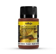 Vallejo Rust Texture Environment Effects Weathering Effects - 40ml - 73821