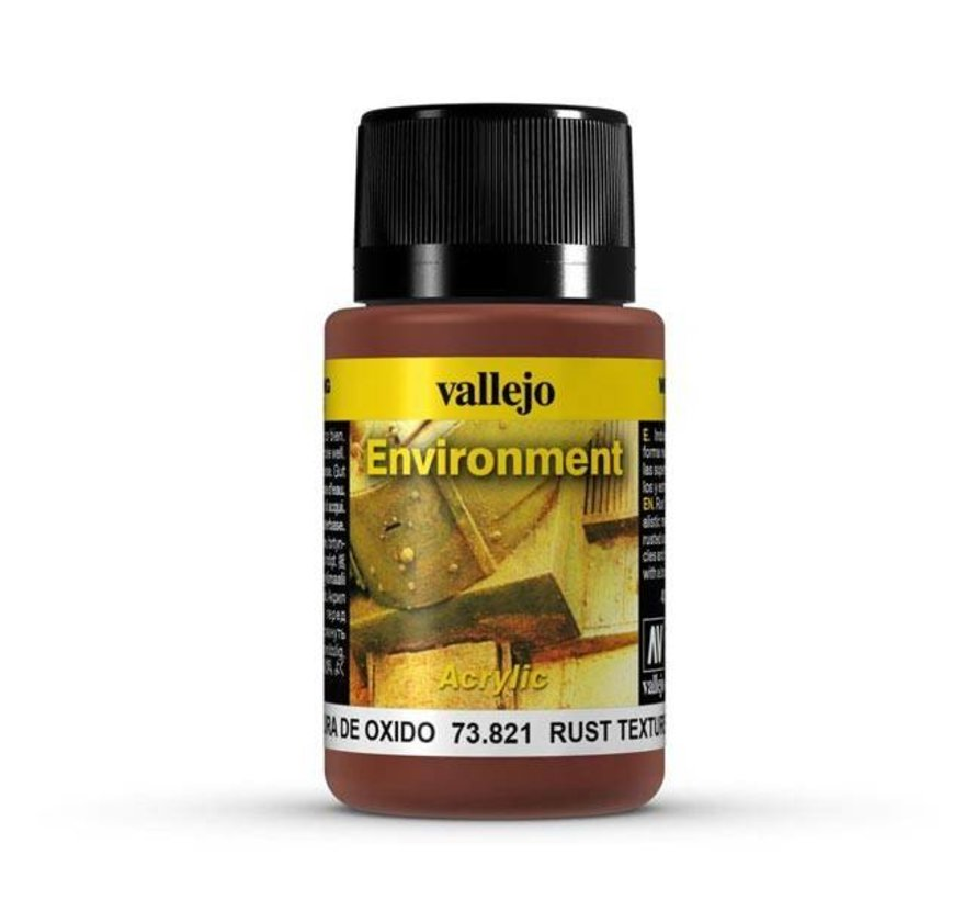 Rust Texture Environment Effects Weathering Effects - 40ml - 73821