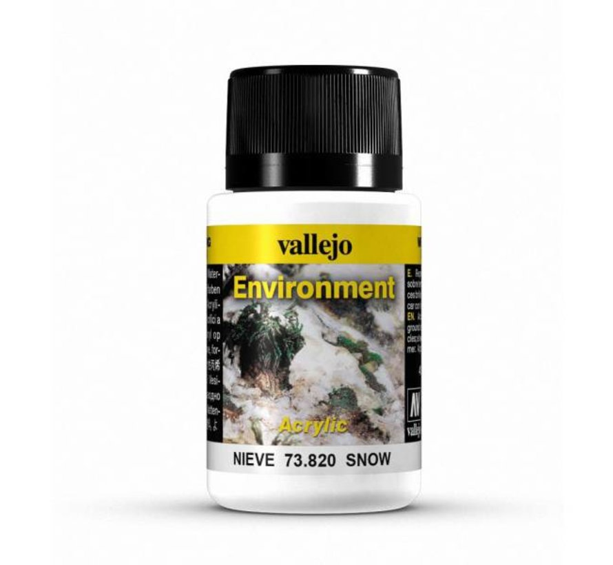Snow Environment Effects Weathering Effects - 40ml - 73820