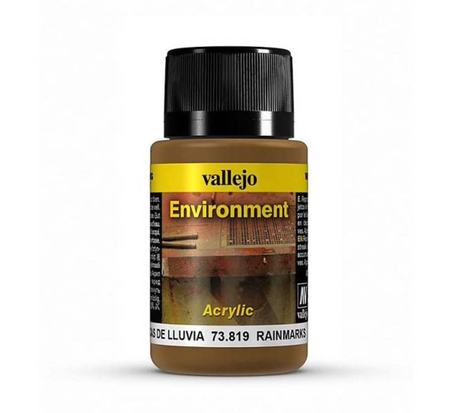 Rain Marks Environment Effects Weathering Effects - 40ml - 73819