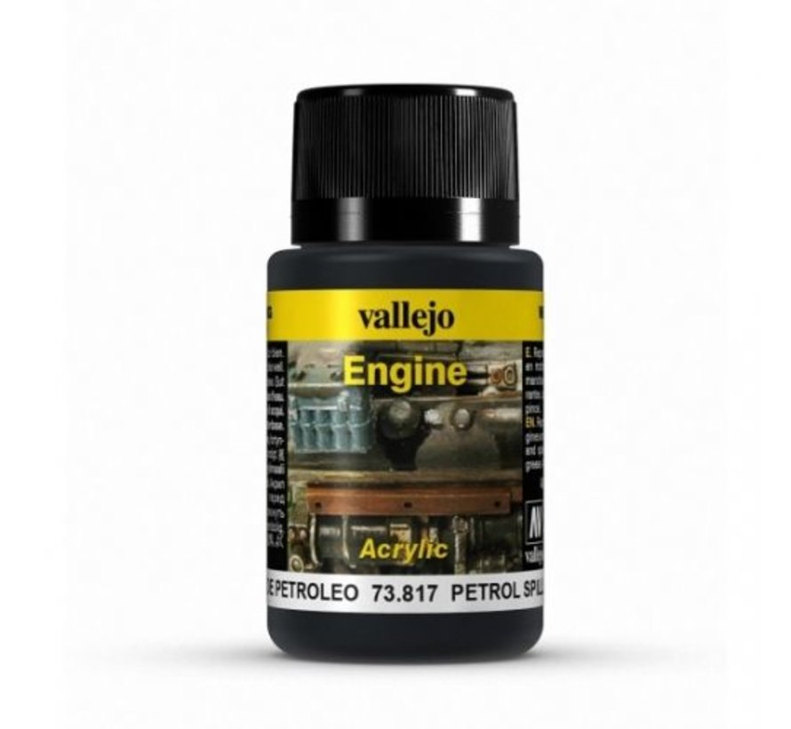 Petrol Spills Engine Effects Weathering Effects - 40ml - 73817