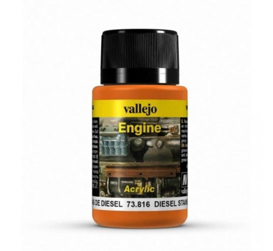 Diesel Stains Engine Effects Weathering Effects - 40ml - 73816