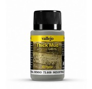 Vallejo Industrial Mud Thick Mud Weathering Effects - 40ml - 73809