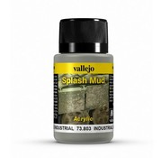 Vallejo Industrial Splash Mud Weathering Effects - 40ml - 73803