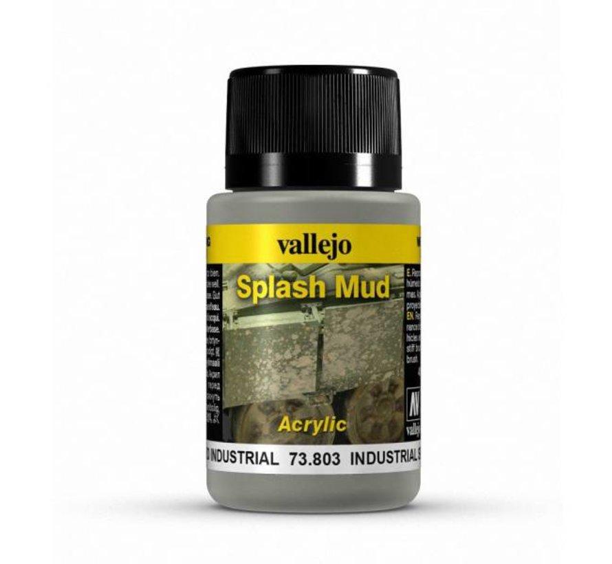 Industrial Splash Mud Weathering Effects - 40ml - 73803