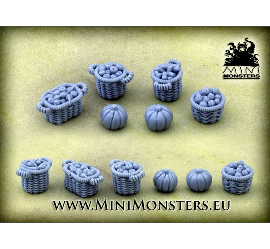 Baskets - 6x - MM-0001