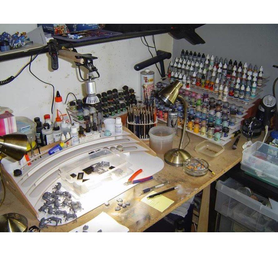 Paint Stand - 41mm potjes verfrek - S1xb