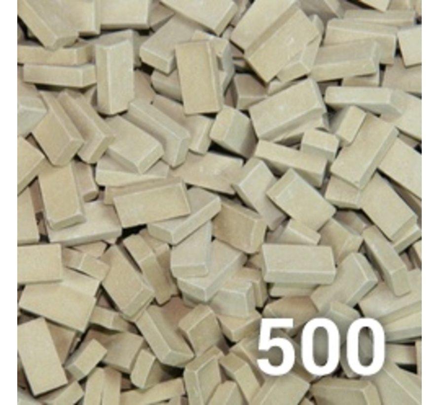 Beige donker baksteen 1:35 - 500x - 23048