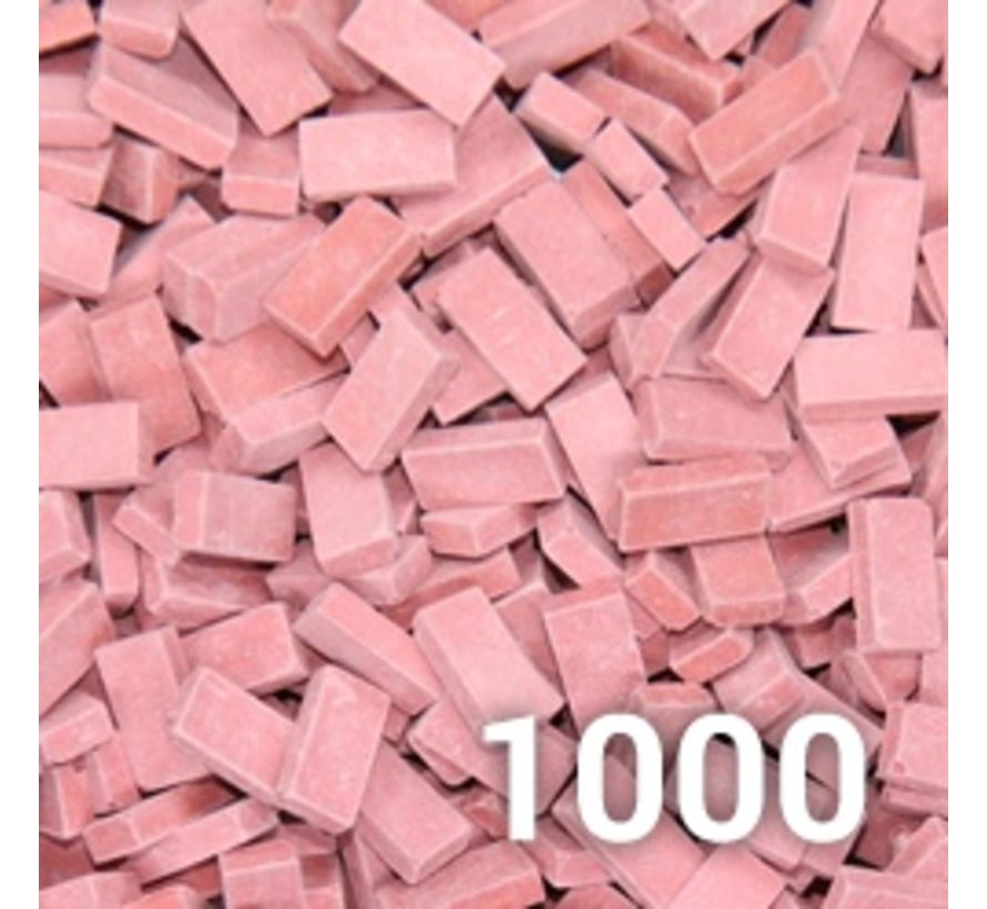 Rood licht baksteen 1:35 - 1000x - 23019