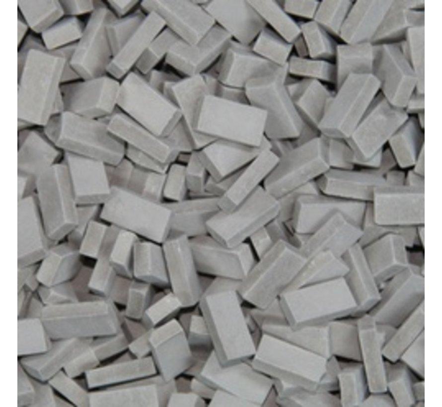 Grijs donker baksteen 1:35 - 500x - 23013