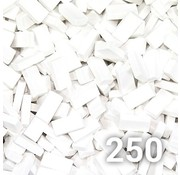 Juweela Wit baksteen 1:32 - 250x - 23002