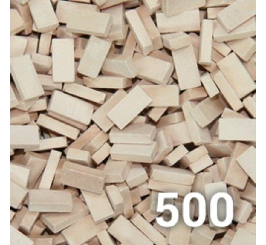 Terracotta licht baksteen 1:35 - 500x - 23058