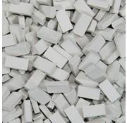Juweela Grijs licht baksteen 1:35 (500 stuks) - 23008
