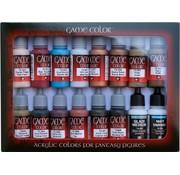 Vallejo Game Color Set Specialist - 16 kleuren - 17ml - 72297