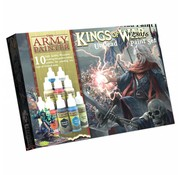 The Army Painter Warpaints Kings of War Undead Paint Set - 10 kleuren - 17ml -  WP8016