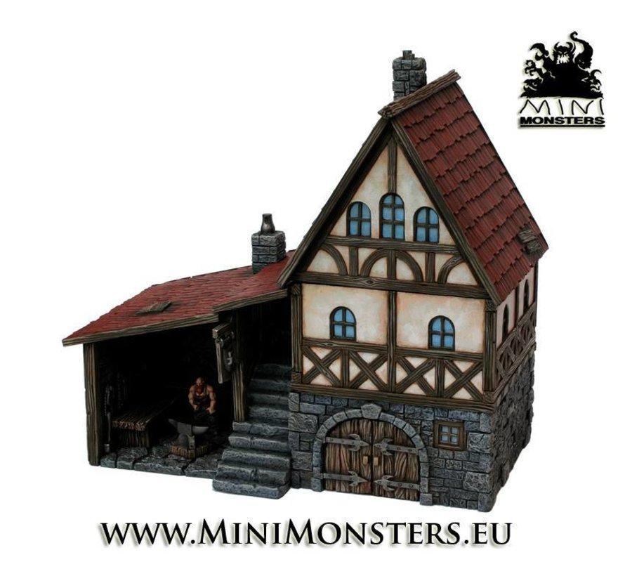 Blacksmith House - MM-24