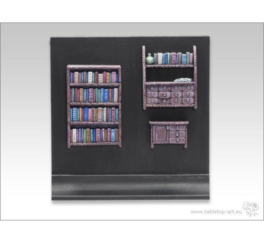 Boekenrek set - TTA600008