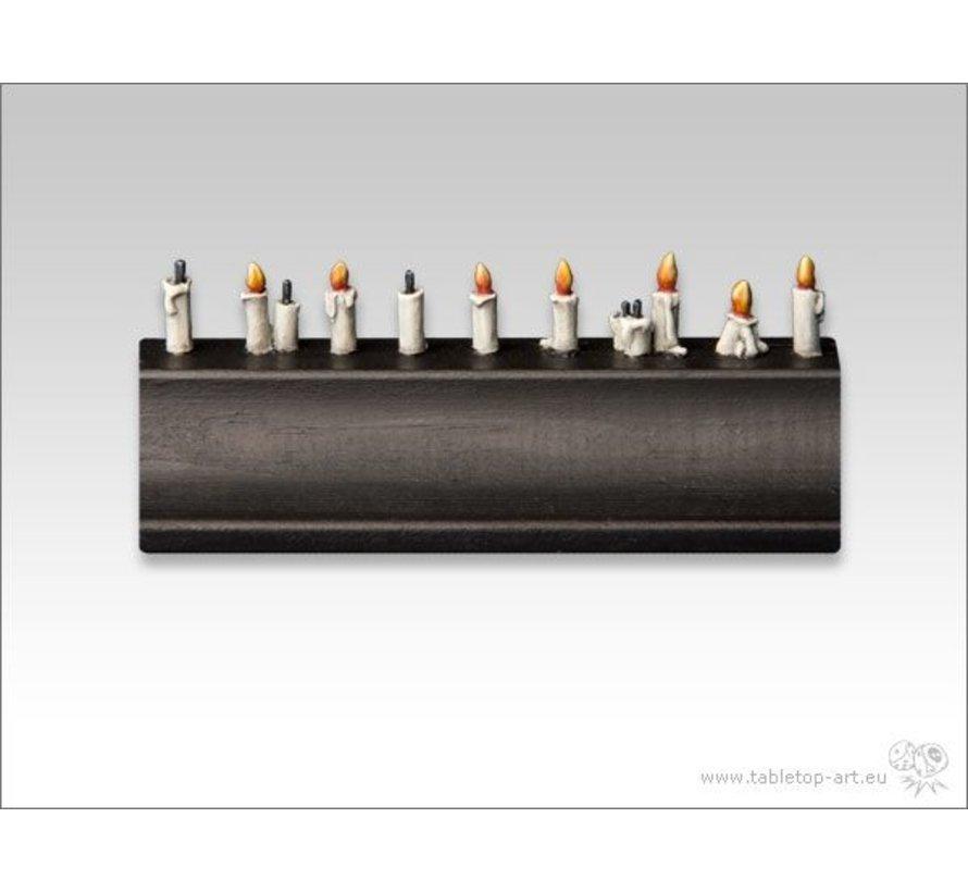 Kaarsen set 2x9 - TTA600014