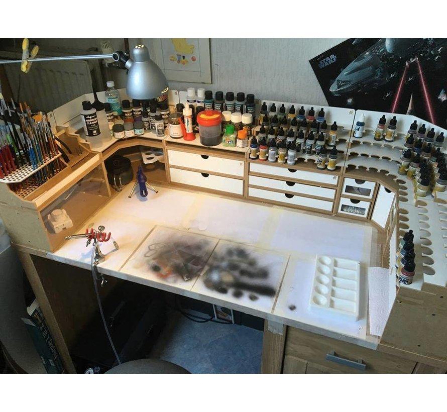 Drawers Module x2 - OM02b
