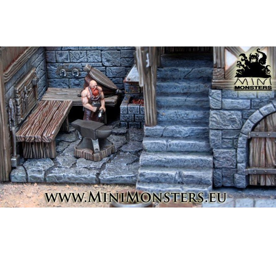 Blacksmith - MM-0005
