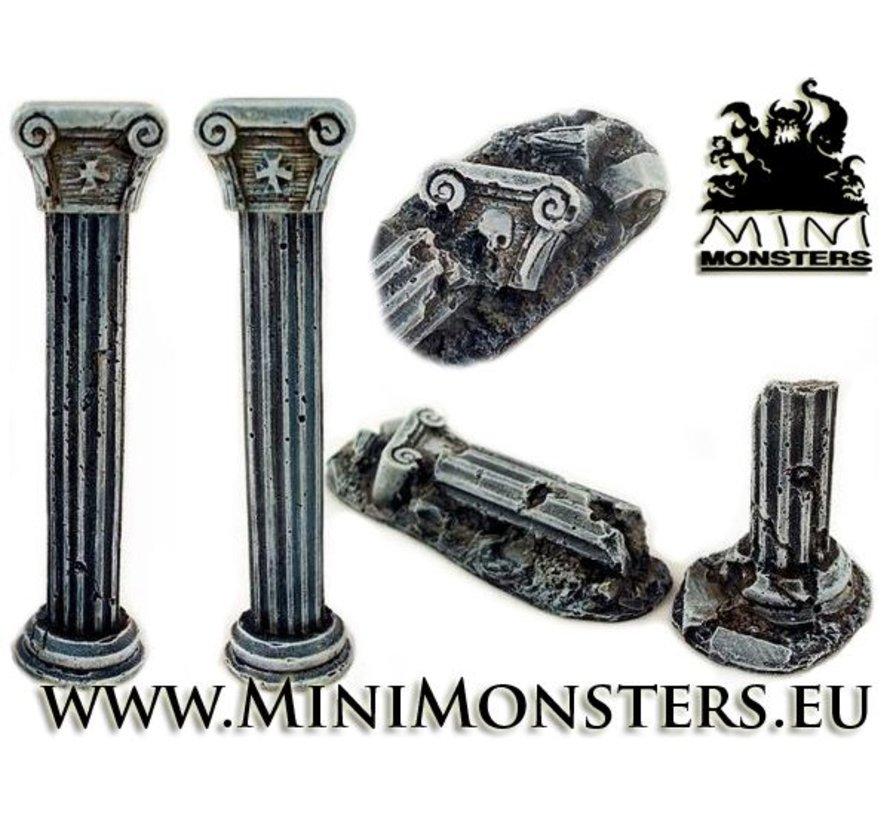 Corinthian Columns - 4st - MM-28