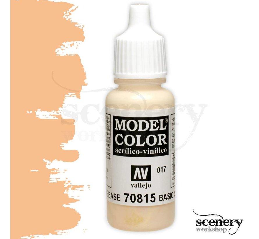 Model Color Basic Skintone -17ml -70815