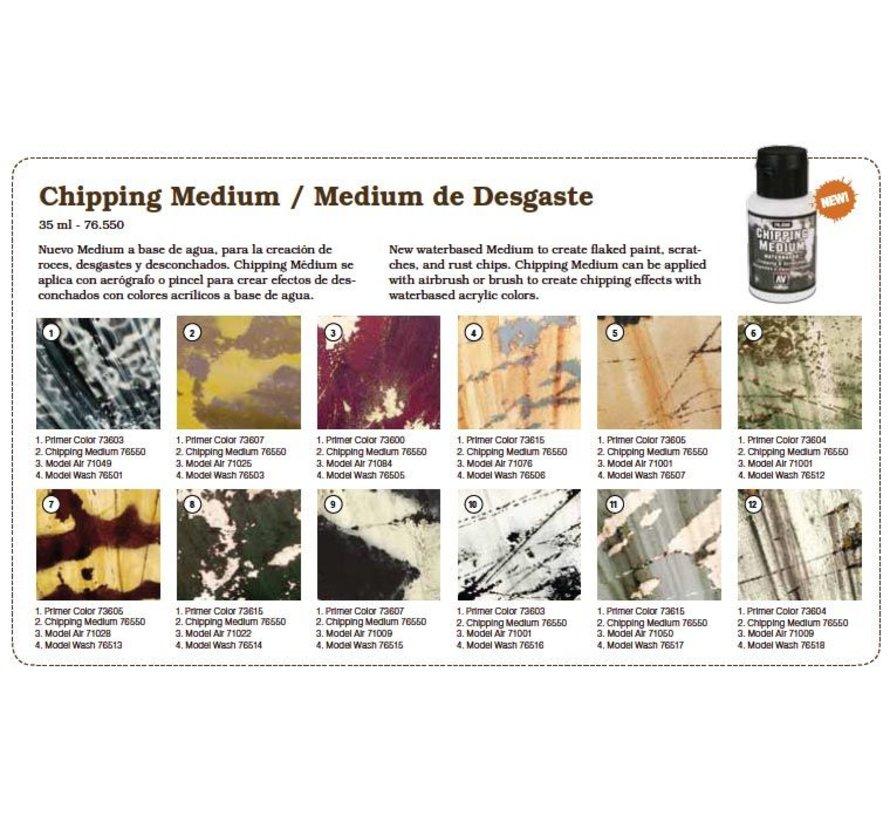 Chipping Medium - 17ml - 73214