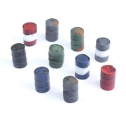 Tabletop-Art Oil Barrels set 2 - TTA601058