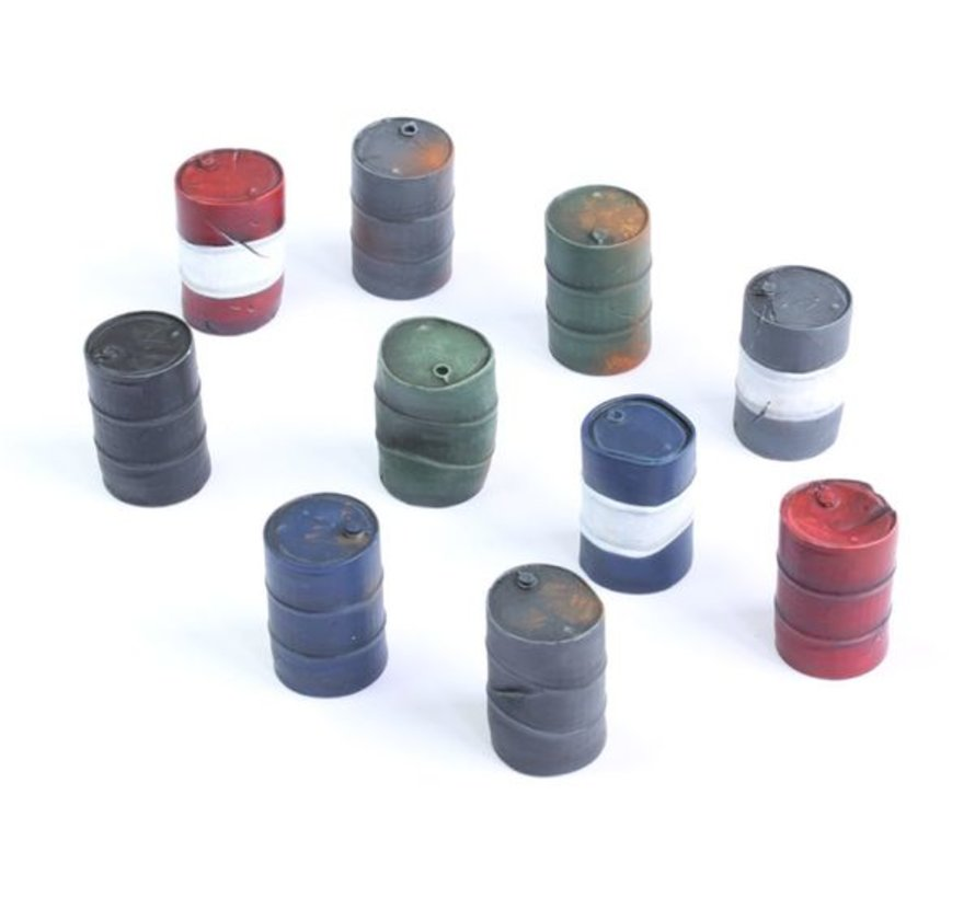 Oil Barrels set 2 - TTA601058