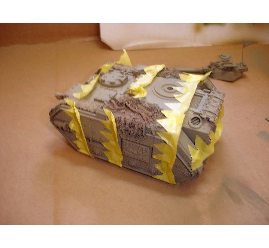 Masking Tape rolhouder 18mm - TAM 87032