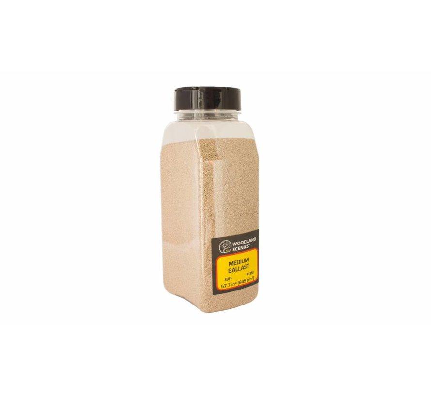 Buff Medium Ballast Shaker - 945cm³ - B1380