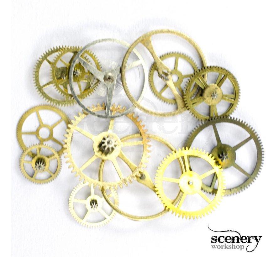 Mini Gear Wheel set - 1g - CP-Mini-ZRD-Set-1g