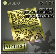 Ätztech Chaos Sterren - Photo-Etch - AT-SYM-CS-SET-1