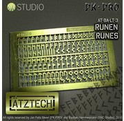 Ätztech Runen - Photo-Etch - AT-BA-LT-3