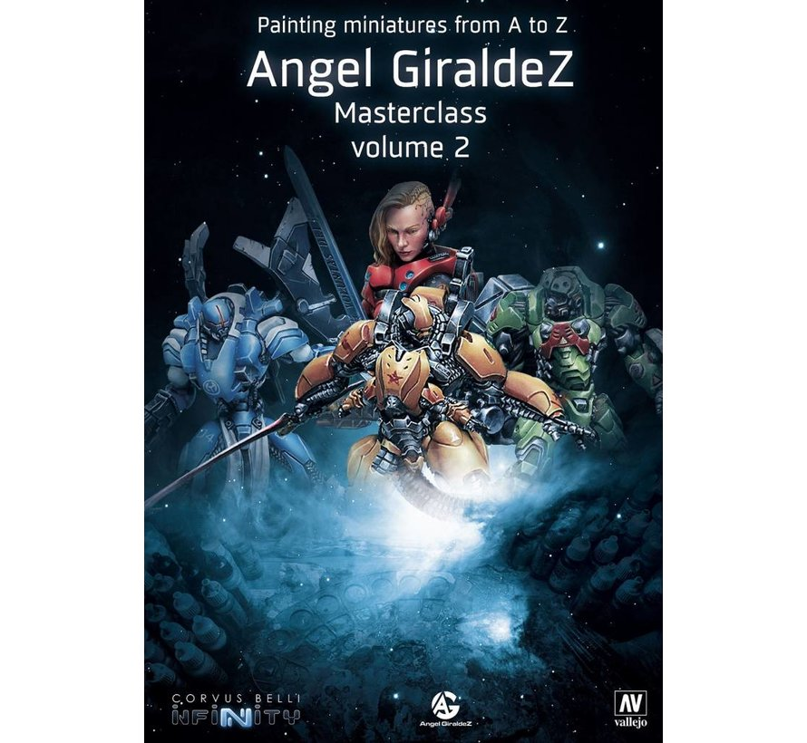Angel Giraldez - Masterclass Volume 2