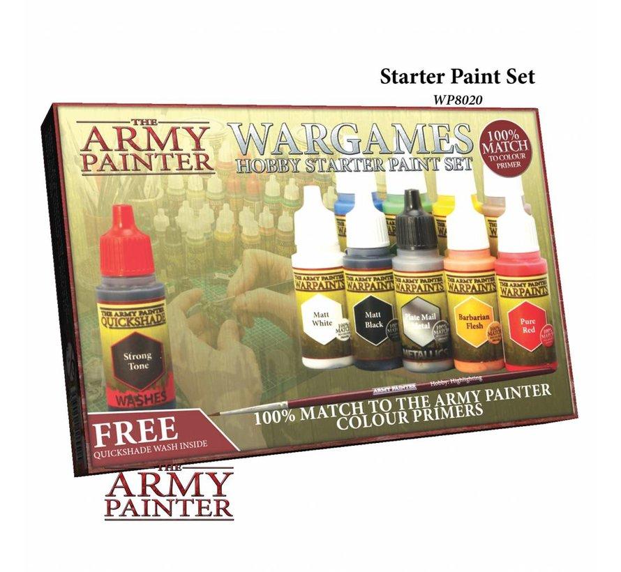 Warpaints Starter Paint Set - 10 kleuren - 17ml - WP8020