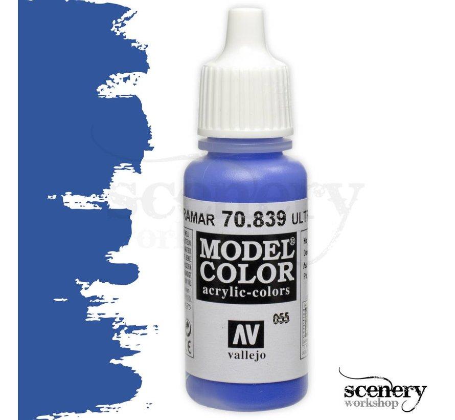Model Color Ultramarine Blue - 17ml -70839